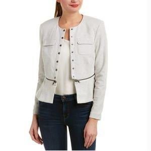 CAbi Zip Line Blazer Jacket #205, Sz 10
